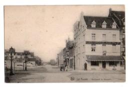 (Belgique) Flandre Occidentale 217, La Panne, Nels, Boulevard De Nieuport - De Panne
