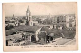 (Turquie) 291, Adana Cilicie, Quartier Arménien, L'Eglise Protestante - Turkije