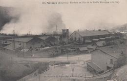 CPA Viviers - Fonderie De Zinc De La Vieille Montagne (côté Est) - Other Municipalities