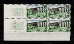 Coin Daté - YV 1240 N** Coin Daté Du 29.12.59 - 1960-1969