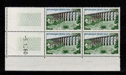 Coin Daté - YV 1240 N** Coin Daté Du 5.1.60 - 1960-1969