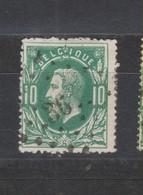COB 30 Oblitération à Points 35 BELOEIL +12 - 1869-1883 Léopold II