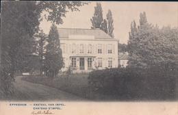 Eppegem Eppeghem Kasteel Van Impel Chateau D'Impel - Zemst