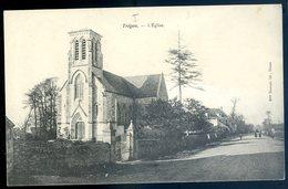 Cpa Du 22  Trégon L' église   LZ18 - Autres Communes
