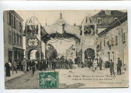 Lunéville Rue D'alsace - Luneville