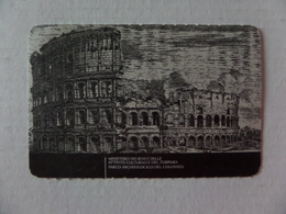 Icket D'entrée, ROME (Italie), Colosseo Foro/Palatino, Colisée, Colosseum - Tickets - Entradas