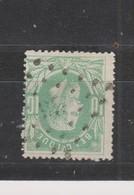 COB 30 Oblitération à Points 95 DIEST +6 - 1869-1883 Leopold II