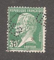 Perforé/perfin/lochung France No 174 S.N.B.D Sté Normande De Banque Et Dépôt - France