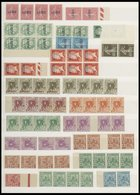 ALGERIEN **, Postfrische Partie Algerien Von 1924-50, Prachterhaltung - Algerien (1962-...)