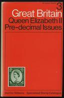 PHIL. LITERATUR Grest Britain - Queen Elizabeth II Pre-decimal Lssues, Stanley Gibbons Specialised Stamp Catalogue. 1978 - Filatelia E Historia De Correos