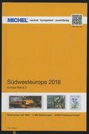 Michel: Südwesteuropa-Katalog 2018, Band 2, Alter Verkaufspreis: EUR 72.- -> Automatically Generated Translation: Michel - Filatelia E Historia De Correos