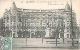 93 Le Raincy Le Rond Point De La Mairie - Le Raincy