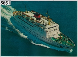"DFDS Seaways - M/S ""Dana Sirena"" - Ancona-Patras-Iraklion-Alexandria - Ferries"
