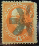USA - Canceled - Sc# 189 - 15c - 1847-99 General Issues