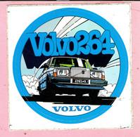 Sticker - VOLVO 264 - Aufkleber