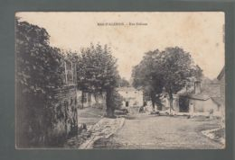 CPA - 47 - Mas-d'Agenais  -  Rue Galiane - Other Municipalities