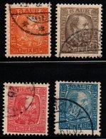 S178.-. ICELAND - 1902-1904 - SC#: 34 // 40 - USED  - KING CHRISTIAN IX - Usados