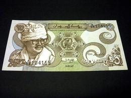 SOUDAN 25 Piastre 1981, Pick KM N° 16, SUDAN - Soudan