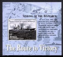 St. Vincent Bequia Block Mit MiNr. 432 Postfrisch MNH Bismarck (X1763 - St.Vincent (1979-...)