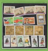 Macau - Série  1985 - Selos Novos - Unused Stamps - Timbres - Macao - China - Portugal - Nuevos
