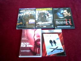 PROMO DVD Ref 230 *****LE LOT DES 5 DVD   POUR 20 EUROS - DVD