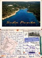SUHA PUNTA,CROATIA POSTCARD - Croatie