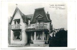 62250 LE TOUQUET -;PARIS-PLAGE - Les Glycines, 71 Rue D'Etaples - Carte Photo - Le Touquet