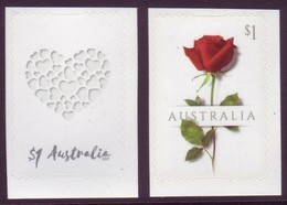 AUSTRALIA • 2017 • Special Occasions - Peel And Stick • MNH (2) - Mint Stamps