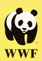 Giant Panda Bear - Pro Natura Suomi Finland - WWF Panda Logo - Bears