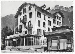 Chamonix-Mont-Blanc Les Praz De Chamonix L' Ecole D' Alpinisme Et Les Aiguilles Rouges - Chamonix-Mont-Blanc