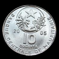 Mauritania 10 Ouguiya 2005. Km4a. Uncirculated Coin - Mauritanie