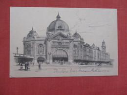 Australia > Victoria (VIC) > Melbourne  Flanders Street Station    Ref    3576 - Melbourne