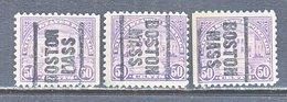 U.S. 570    Perf. 11   *    MASS.  1922-25 Issue - Precancels