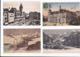 Suisse (04)-- Lot De 100 Cartes - Suisse