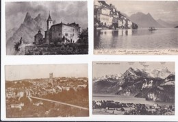Suisse (05)-- Lot De 100 Cartes - Suisse