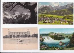 Suisse (06)-- Lot De 97 Cartes - Suisse