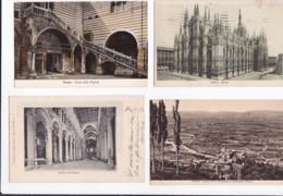 Italie (03)-- Lot De 100 Cartes - Italie