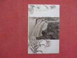 Main Cataract   Victoria Falls     Ref    3578 - Zimbabwe