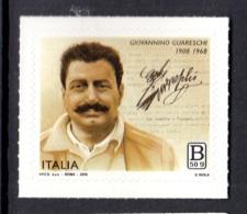 12.- ITALY 2018 WRITER GIOVANNINO GUARESCHI - Escritores