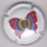 Capsule Mousseux ( CANCEN , Papillon ) {S35-19} - Mousseux