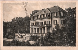 ! Alte Ansichtskarte Schloß, Gutshaus, Herrenhaus Groß Plasten In Mecklenburg, Verlag Paul Fehmer, Neubrandenburg - Deutschland