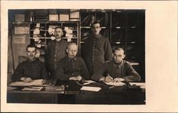! Alte Fotokarte Osnabrück, 1917, Militär, Militaria, Göttingen - Osnabrueck