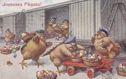 619 Joyeuses Paques Arthur Thiele - Easter
