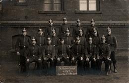 ! Alte Fotokarte 1915, Infanterie Regiment 63, Oppeln, Opole, Oberschlesien, Photo, Militär, Militaria - Poland