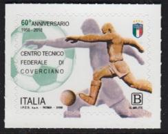 2.- ITALY 2018 FOOTBALL SOCCER COVERCIANO FEDERAL TECHNICAL CENTER - Fútbol