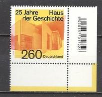Deutschland / Germany / Allemagne 2019 3467 ** 25 Jahre Haus Der Geschichte (06.06.19) - Ungebraucht