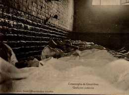 62-CATASTROPHE DE COURRIERES...QUELQUES CADAVRES...CPA - France