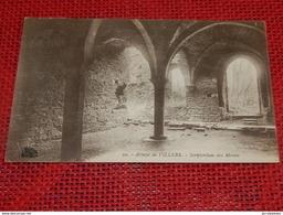 VILLERS-la-VILLE  - Ruines De L'Abbaye - Scriptorium Des Moines - Villers-la-Ville