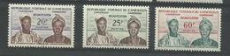 Cameroun Réunification N° 329/ 331 Neufs ** MNH Cote YT 61€ - Camerún (1960-...)