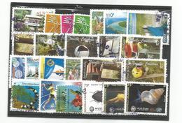 Sélection De 25timbres  (clasfdcbleupeti) - Neukaledonien